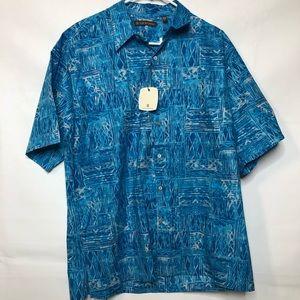 Tori Richard Mens Button Down Shirt